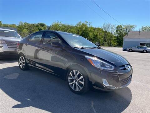 2016 Hyundai Accent for sale at Gillie Hyde Auto Group in Glasgow KY
