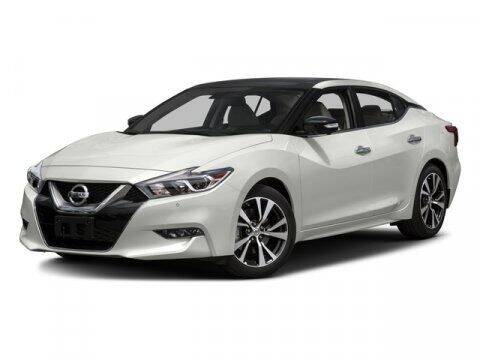 2017 Nissan Maxima for sale at J T Auto Group in Sanford NC