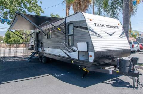 2021 Heartland Trail Runner 31DB for sale at GQC AUTO SALES in San Bernardino CA