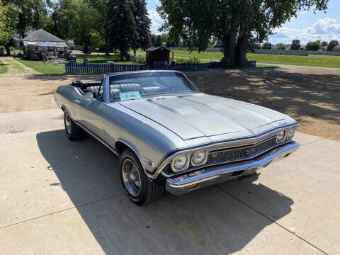 1968 Chevrolet Chevelle for sale at B & B Auto Sales in Brookings SD