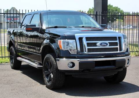 2011 Ford F-150 for sale at Avanesyan Motors in Orem UT