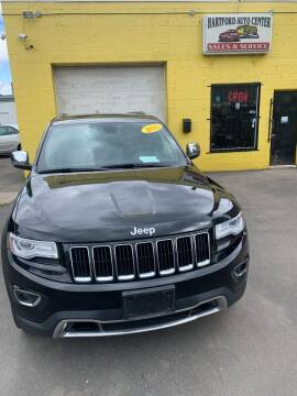 2015 Jeep Grand Cherokee for sale at Hartford Auto Center in Hartford CT