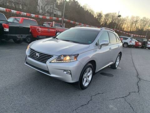 2013 Lexus RX 350 for sale at Mulligan's Auto Exchange LLC in Paxinos PA