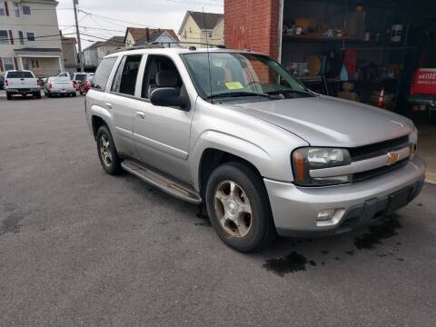 2005 Chevrolet TrailBlazer for sale at A J Auto Sales in Fall River MA