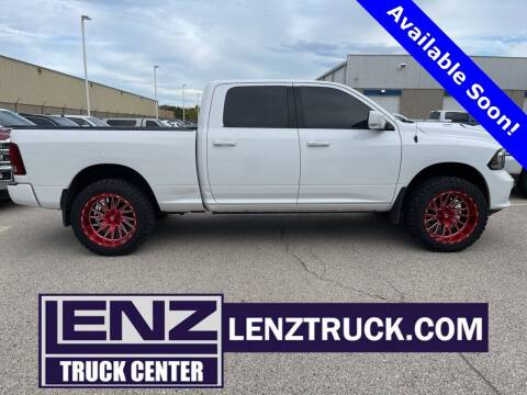 2016 RAM Ram Pickup 1500 for sale at Lenz Auto - Coming Soon in Fond Du Lac WI