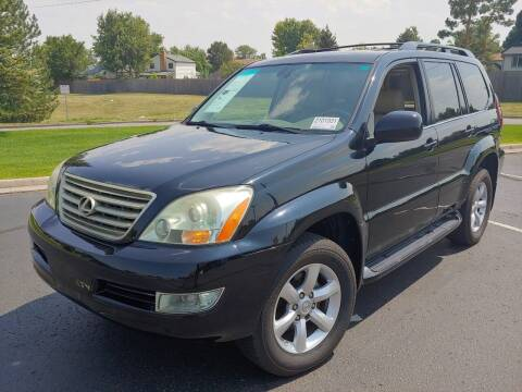 2005 Lexus GX 470 for sale at The Car Guy in Glendale CO