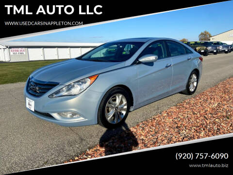 2011 Hyundai Sonata for sale at TML AUTO LLC in Appleton WI