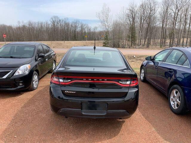 2013 Dodge Dart SE 4dr Sedan - Ringle WI