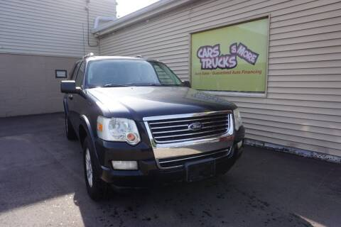 2010 Ford Explorer for sale at Cars Trucks & More in Howell MI