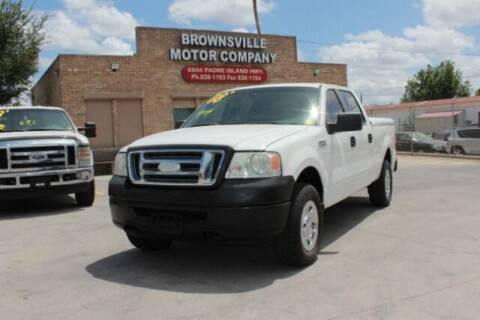 2008 Ford F-150 for sale at Brownsville Motor Company in Brownsville TX