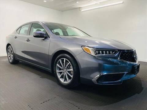 2020 Acura TLX for sale at Champagne Motor Car Company in Willimantic CT