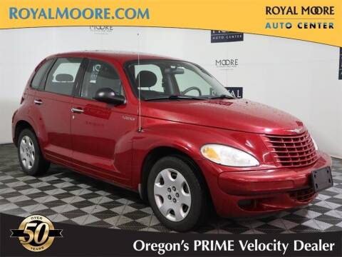 2005 Chrysler PT Cruiser for sale at Royal Moore Custom Finance in Hillsboro OR