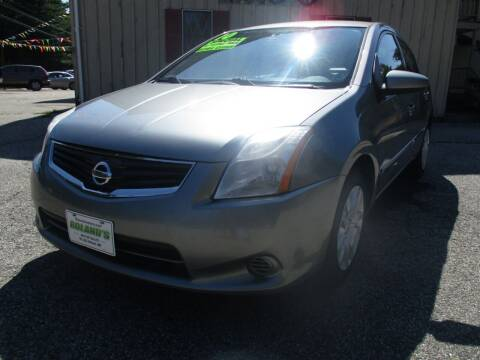 2010 Nissan Sentra for sale at Roland's Motor Sales in Alfred ME