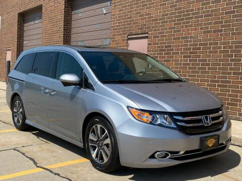 2016 Honda Odyssey for sale at Effect Auto Center in Omaha NE