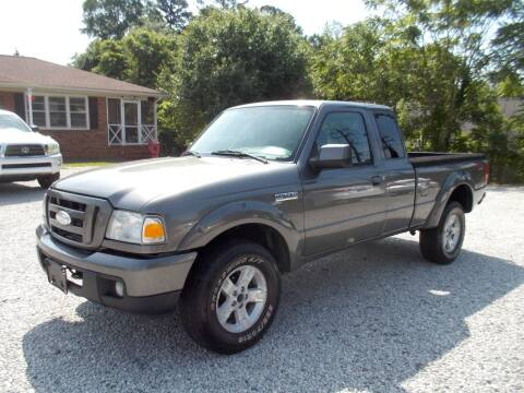 2006 Ford Ranger for sale at Carolina Auto Connection & Motorsports in Spartanburg SC