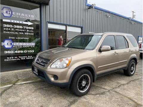 2005 Honda CR-V for sale at Chehalis Auto Center in Chehalis WA