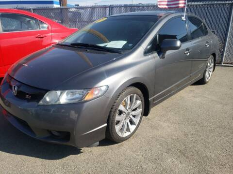 2011 Honda Civic for sale at Artistic Auto Group, LLC in Kennewick WA