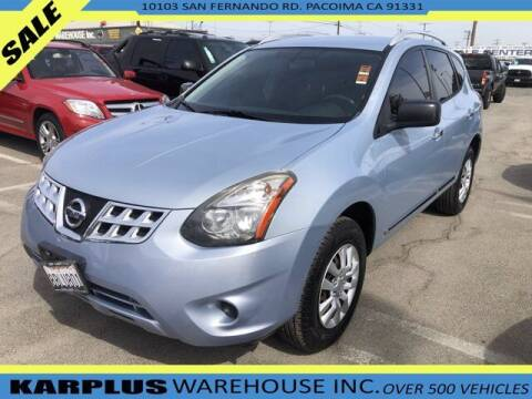 2015 Nissan Rogue Select for sale at Karplus Warehouse in Pacoima CA