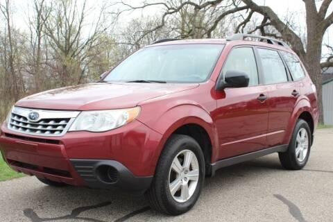 2012 Subaru Forester for sale at S & L Auto Sales in Grand Rapids MI