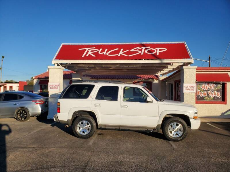 2006 Chevrolet Tahoe for sale at TRUCK STOP INC in Tucson AZ
