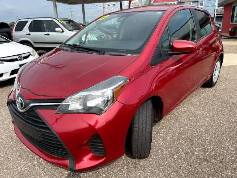 2017 Toyota Yaris for sale at Alliance Auto in Newport MN