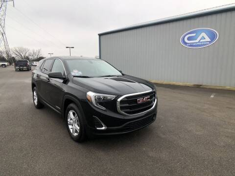 2018 GMC Terrain for sale at City Auto in Murfreesboro TN