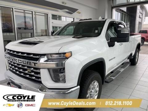 2020 Chevrolet Silverado 3500HD for sale at COYLE GM - COYLE NISSAN - New Inventory in Clarksville IN