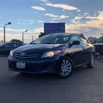 2013 Toyota Corolla for sale at LUGO AUTO GROUP in Sacramento CA