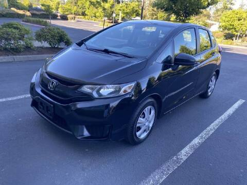 2015 Honda Fit for sale at Washington Auto Loan House in Seattle WA