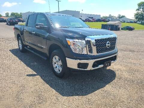 2018 Nissan Titan for sale at BETTER BUYS AUTO INC in East Windsor CT