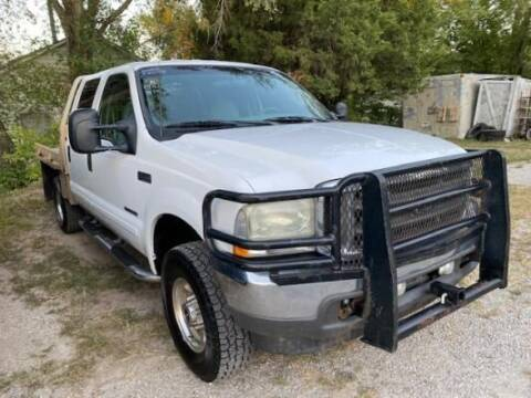 2003 Ford F-250 Super Duty for sale at Car Solutions llc in Augusta KS