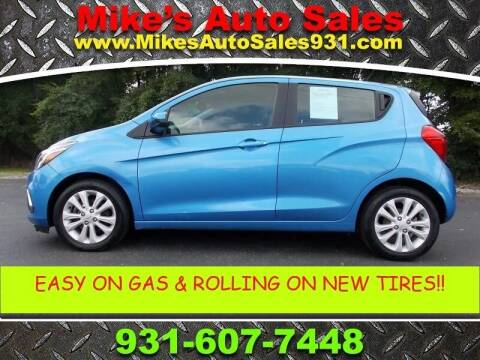 2017 Chevrolet Spark for sale at Mike's Auto Sales in Shelbyville TN