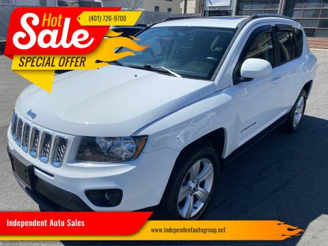 2015 Jeep Compass for sale at Independent Auto Sales in Pawtucket RI