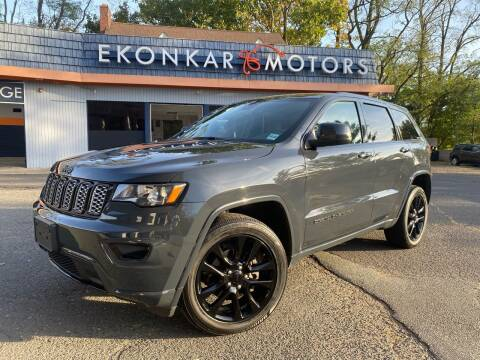 2018 Jeep Grand Cherokee for sale at Ekonkar Motors in Scotch Plains NJ