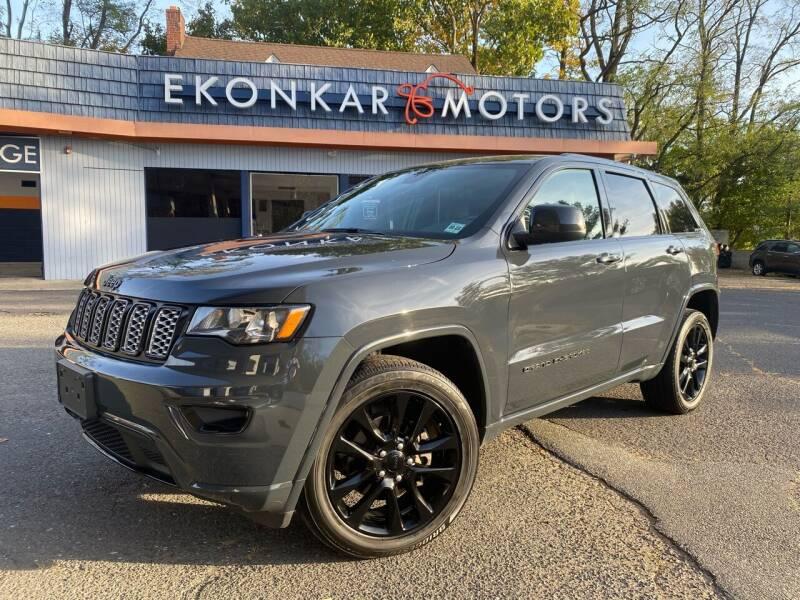 2018 Jeep Grand Cherokee for sale at Ekonkar Motors in Scotch Plains NJ