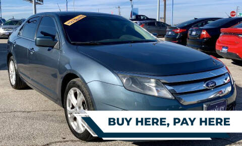 2012 Ford Fusion for sale at Stanley Direct Auto in Mesquite TX