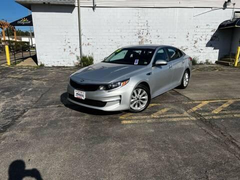 2018 Kia Optima for sale at Santa Motors Inc in Rochester NY