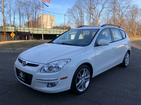 2010 Hyundai Elantra Touring for sale at Mula Auto Group in Somerville NJ