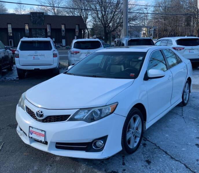 2012 Toyota Camry for sale at The Bengal Auto Sales LLC in Hamtramck MI