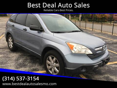 2007 Honda CR-V for sale at Best Deal Auto Sales in Saint Charles MO