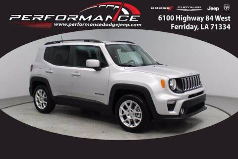 2021 Jeep Renegade for sale at Auto Group South - Performance Dodge Chrysler Jeep in Ferriday LA
