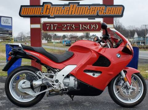2000 BMW K1200RS for sale at Haldeman Auto in Lebanon PA