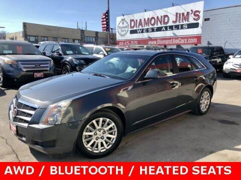 2010 Cadillac CTS for sale at Diamond Jim's West Allis in West Allis WI