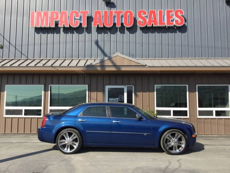 2010 Chrysler 300 for sale at Impact Auto Sales in Wenatchee WA