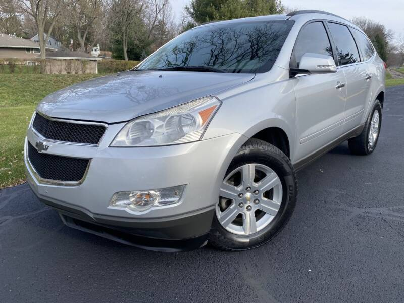 2012 Chevrolet Traverse for sale at Bloomington Auto Sales in Bloomington IL