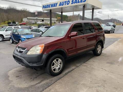 2002 Honda CR-V for sale at PARKWAY AUTO SALES OF BRISTOL in Bristol TN
