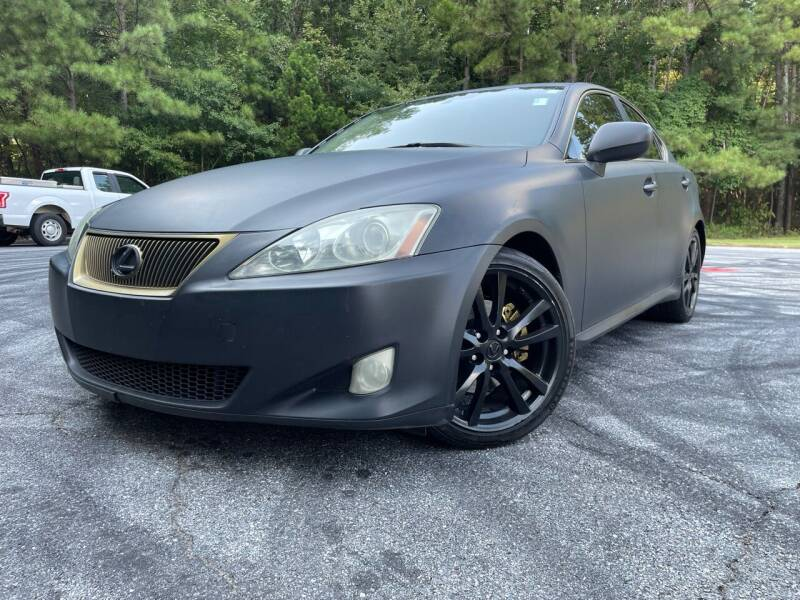 2006 Lexus IS 250 for sale at Global Imports Auto Sales in Buford GA