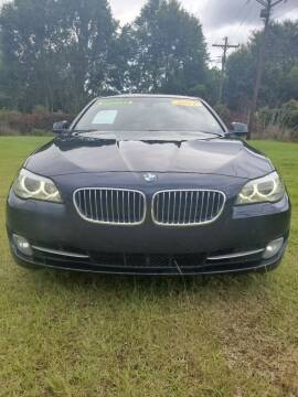 2012 BMW 5 Series for sale at CAPITOL AUTO SALES LLC in Baton Rouge LA