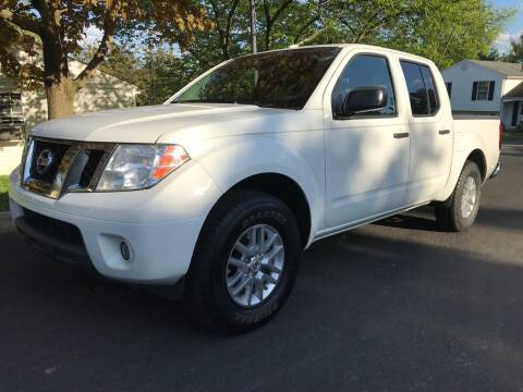 2014 Nissan Frontier for sale at Bob's Motors in Washington DC