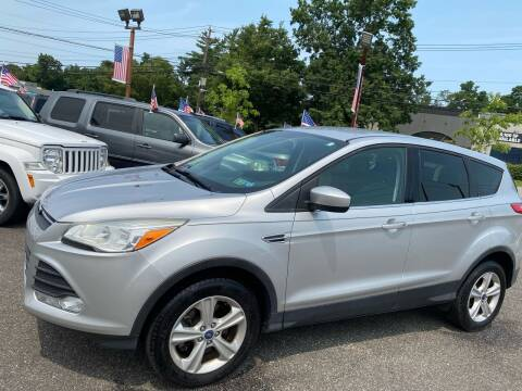 2013 Ford Escape for sale at Primary Motors Inc in Commack NY